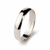 White Gold wedding ring