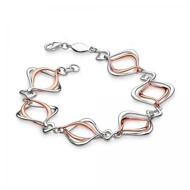 Contemporary Silver bracelet