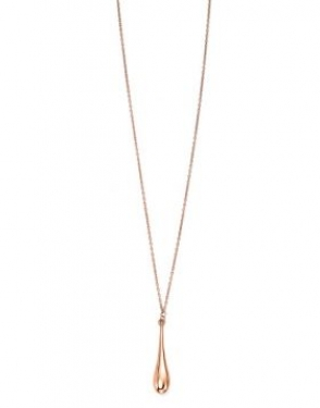 9ct rose gold necklace
