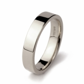 Ladies Palladium wedding ring