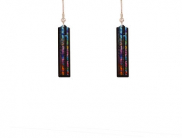 Anodised Aluminium Earrings